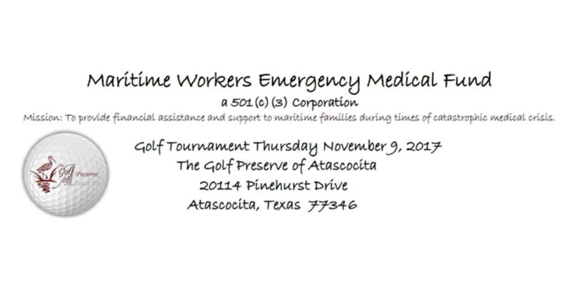 Calendar Year Hurricane Deductible : Maritime workers fundraiser huge success despite harvey